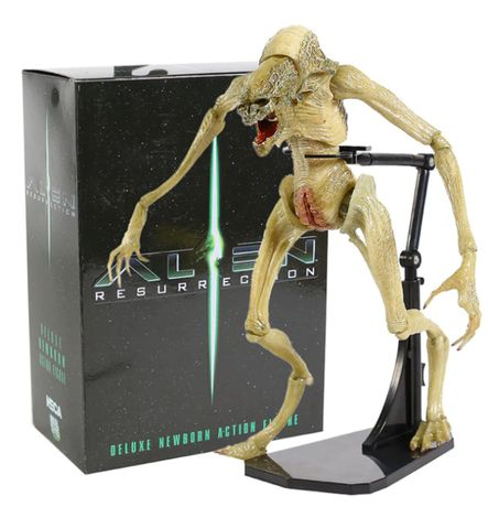 Figurina Alien Xenomorph Newborn 23 cm NECA