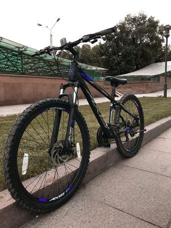 Велосипед подростковый на рост 159-175см МТБ MTB
