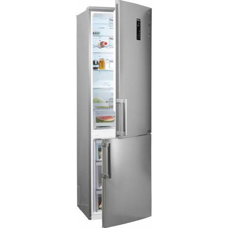 Combina frigorifica LG GBB60PZDZS, 343 l, No Frost, Clasa A++,H 200 cm