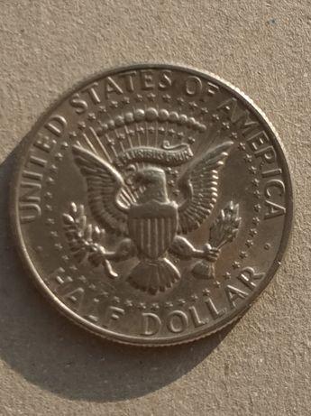 Moneda half dolar1971 usa