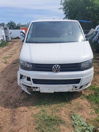 Dezmembrez volkswagen t5 2012 2.0 CACA 4+1 locuri cutie 6 trepte