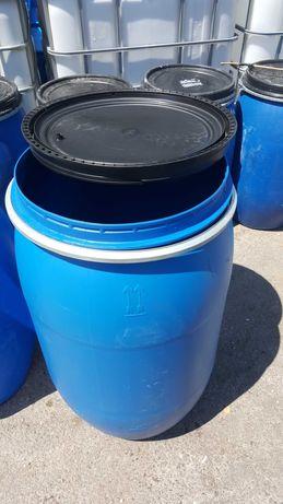 Полиетиленов бидон с вместимост 220 литра