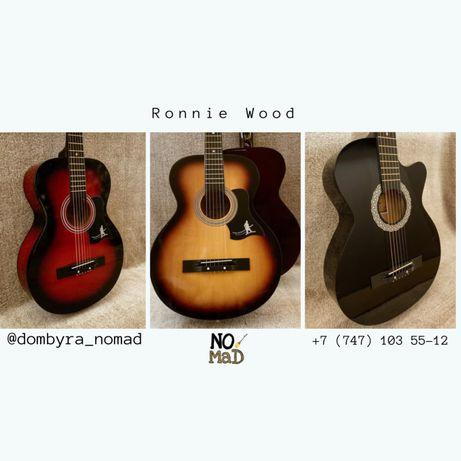 Акустическая гитара (Ronnie Wood) / Бесплатная доставка!