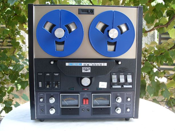 Magnetofon AKAI GX-260 D Garantie / Factura