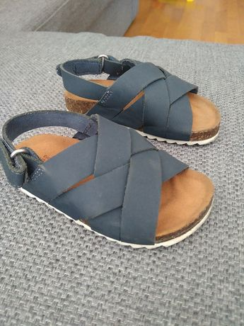 Детски сандали Zara -естествена кожа