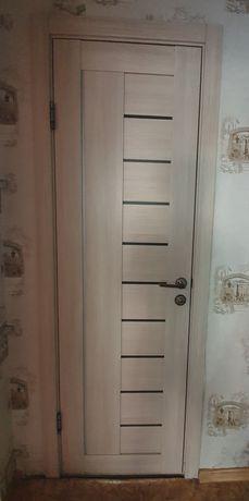 Двери на туалет и ванную