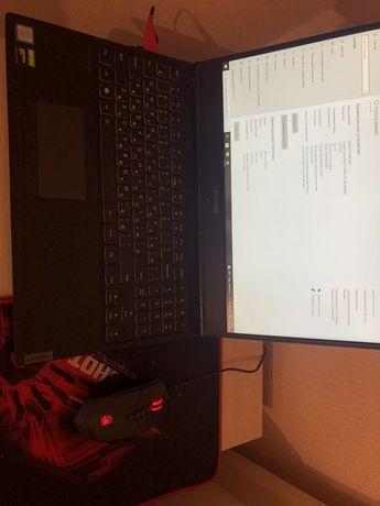 Продам мощный игровой ноутбук Lenovo Legion Y540-15IRH
