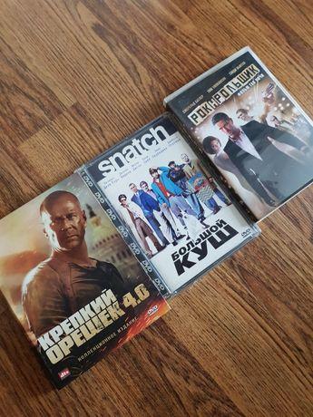 Продам DVD фильмы