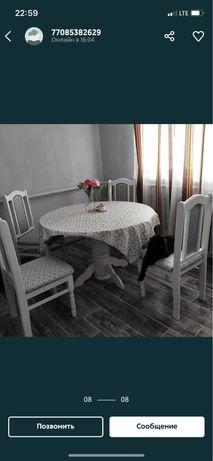 Стол стулья на заказ