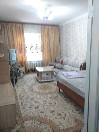 Сдаётся 2 комнатная квартира посуточно и по часам