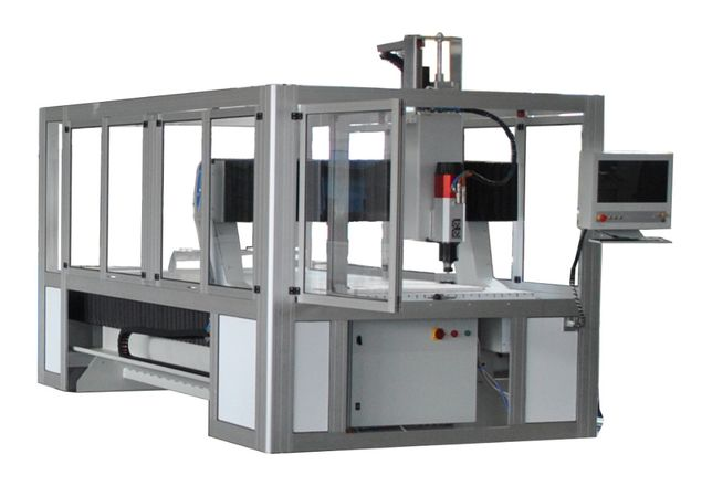 Router CNC profesional