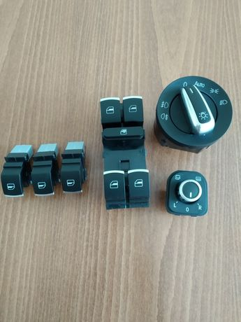 Копчета за vw Ауди, SEAT, Skoda.