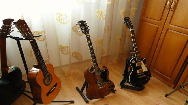 Cursuri chitara 70 ron/ora doar in sectorul 4
