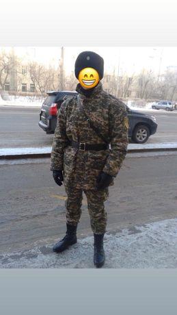 Продам военную форму, зимняя + летняя