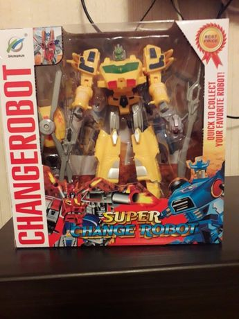 Продаю робот - Трансформер со световым мечом.