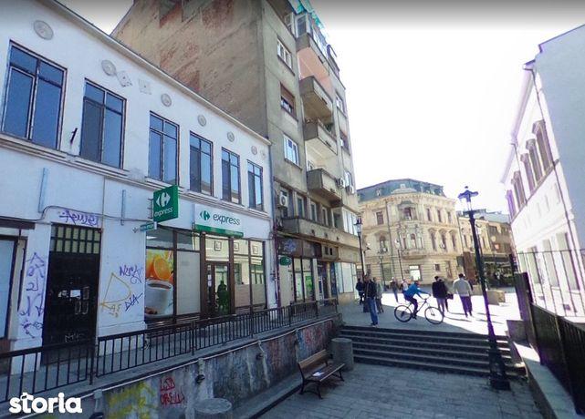 Spatiu comercial de inchiriat unirii-centrul vechi 90 mp