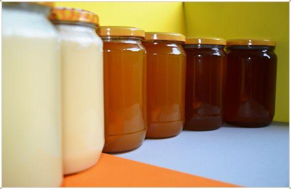 Пчелен мед слънчоглед, кориандър 2021