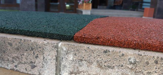 Реализуем резиновое покрытие для детской площадки.