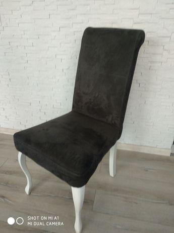 Тапециран сив стол
