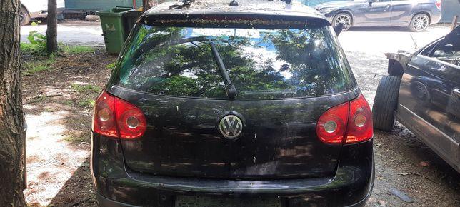 Hayon cu luneta VW Golf 5 Hatchback- negru