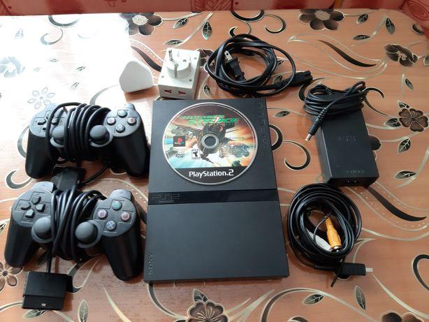 PS 2 , продаётся игровая приставка  Sony PS 2