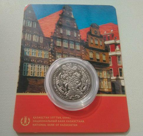 Продам памятную монету КЗ