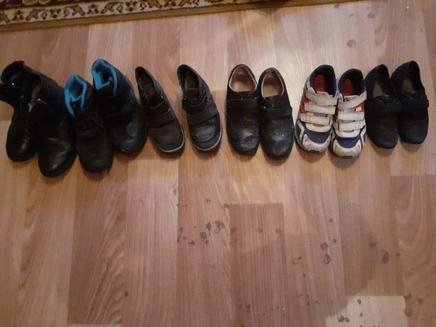 Ботинки подростковые оптом