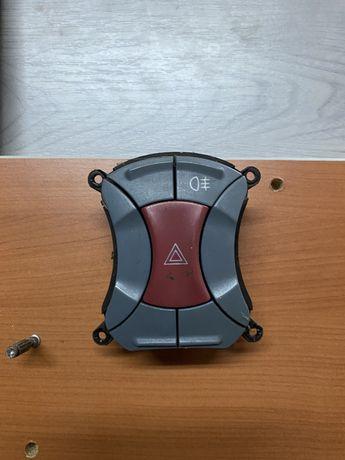 Buton avarii-ceată pentru Fiat Doblo 2001-2009