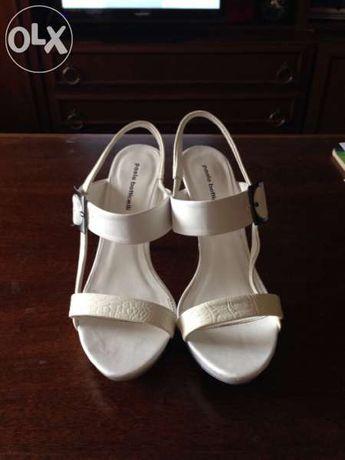 Дамски елегантни високи обувки