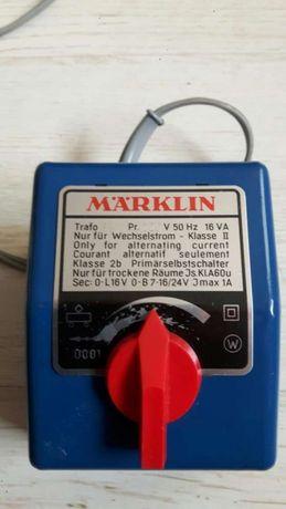 Vand transformator reglabil Marklin pt. trenulete