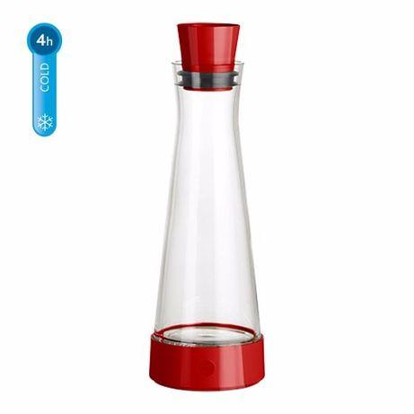 Carafa Emsa Flow Slim 1 litru vas termoizolant