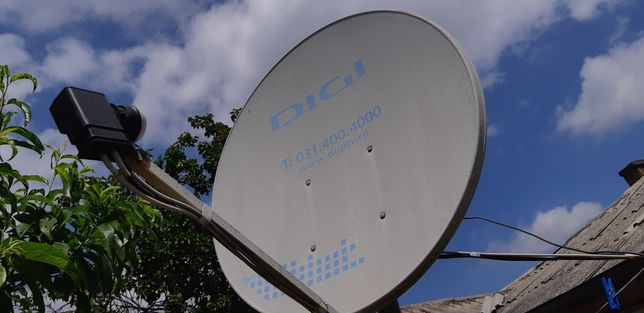 Antena Sateli Digi