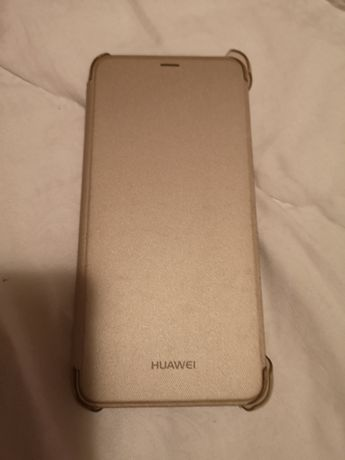 Калъф за HAWEI P Smart златист цвят