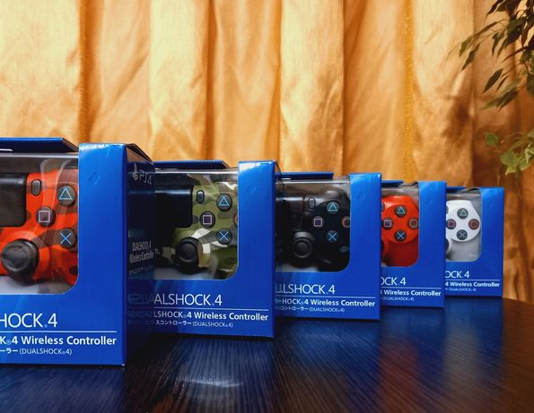 Геймпад джостик джойстик для PS4 Дуалшок Dualshock 4 Шымкент