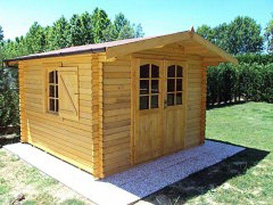 Cabane si foisoare case stil A