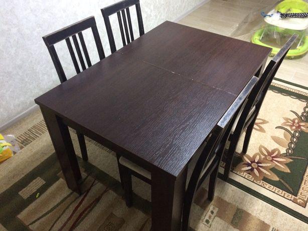Стол и стуля