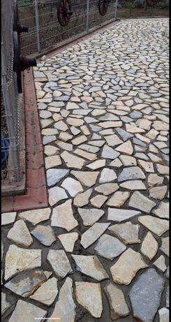 Piatra zincata ardezie grecia