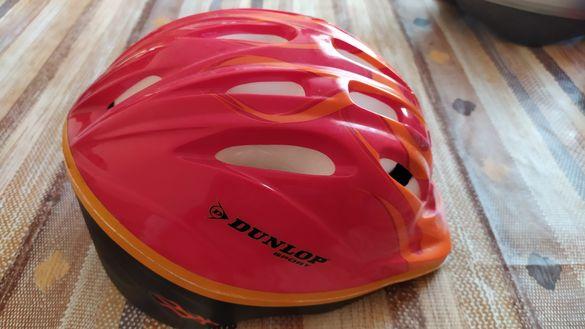 Велосипедна каска DUNLOP