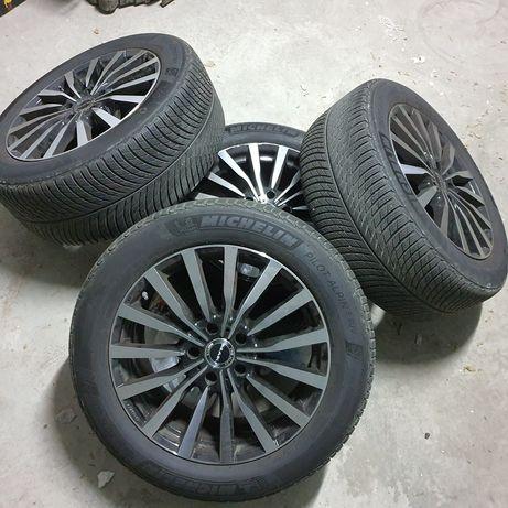 Jante G class MAK + Cauciucuri Michelin 275 50 R20 Iarna