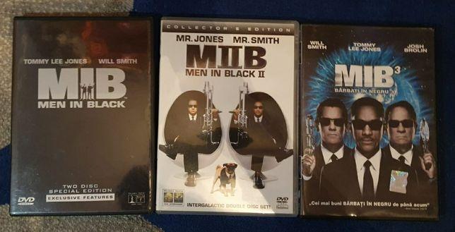 Trilogia Men in Black dvd