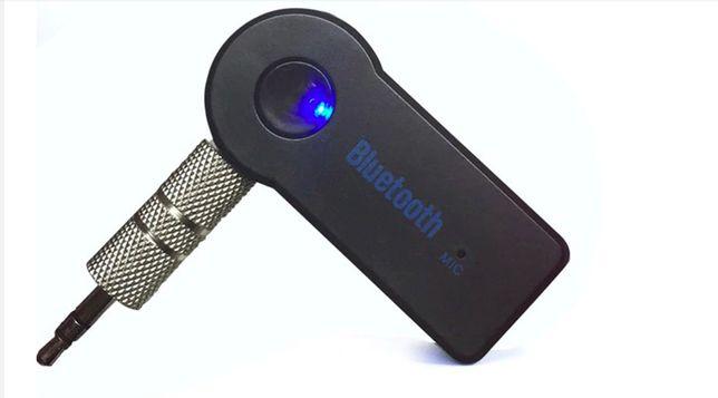 Bluetooth беспроводной блютуз аудио стерео адаптер Aux