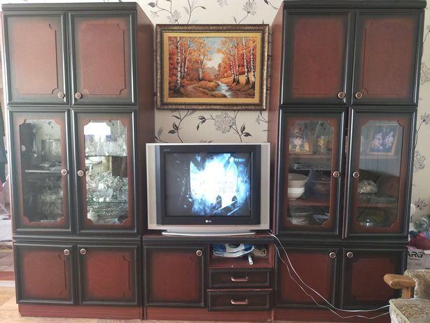 Телевизор старого типа LG