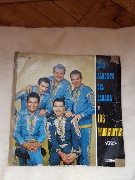 Disc Pick-up Luis Alberto Del Parana si Los Paraguayos