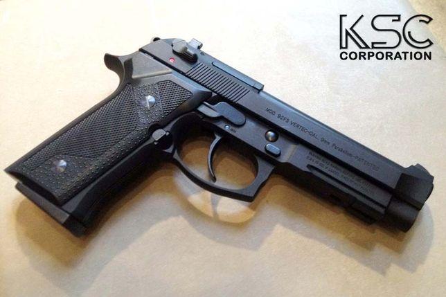 Pistol ARMA Airsoft 4 JOULI Full METAL FOARTE PUTERNIC Co2gaz 6mm Swat