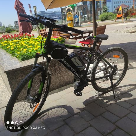 Электровелосипед Greenbike Bafang