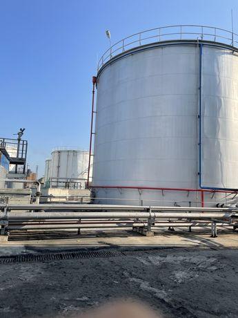 Източване , почистване цистерни на Утайки от Масло , олио , Горива