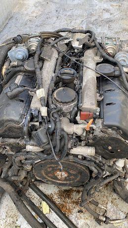 Motor Touareg 3,0 TD