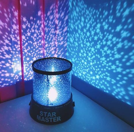Lampa de veghe Star Master noua super pret.