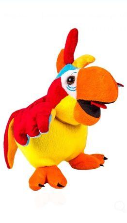 Детски играчки Плюшен интерактивен Папагал говорещ музикален