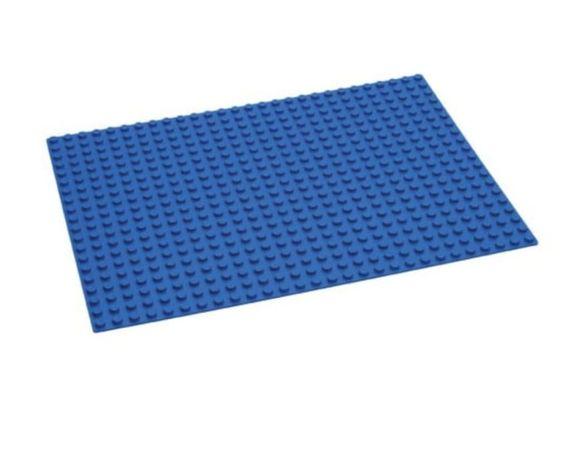 Placă albastra 48x48 lego